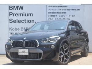 BMW X2 sDrive 18i MスポーツXコンフォートPACCHUD