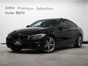 BMW 4シリーズ 435iグランクーペMスポーツLEDヘッドACC赤革Bカメラ