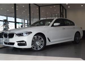 BMW 5シリーズ 523i Mスポーツ弊社デモカー禁煙車HDDナビBカメラ