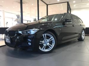 BMW 3シリーズ 320dツーリング Mスポーツ 電動シート パドルシフト バックカメラ CD/DVD再生可能 クルーズコントロール 障害物センサー スマートキー 純正HDDナビ ランフラットタイヤ 純正ミラーETC 電動リアゲート オートライト