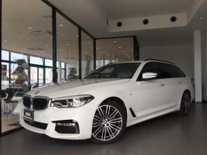 BMW 5シリーズ 523dツーリング Mスポーツ デビューPKG 19AW 全周囲カメラ ETC LEDヘッドライト 電動シート 電動リアゲート ヘッドアップD TVチューナー ウッドパネル デジタルメーター アルカンターラクロス ACC