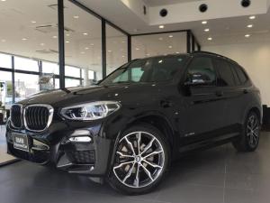 BMW X3 xDrive 20d Mスポーツ ブラックレザーシート ジェスチャーコントロール ヘッドアップディスプレイ アダプティブLEDヘッドライト全周囲カメラ フルセグTV 20インチアルミ 前後障害物センサー アクティブクルーズコントロール