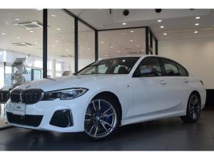 BMW 3シリーズ M340i xDrive アクティブクルーズコントロール ブラックレザーシート パーキングサポートプラス 純正19インチアルミホイール HDDナビ バックモニター シートヒーター 電動リヤゲート コンフォートアクセス