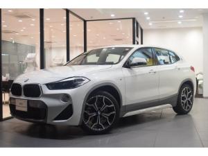 BMW X2 xDrive 20i MスポーツX アルカンターラクロスシート 純正HDDナビ アクティブクルーズコントロール  バックカメラ LEDヘッドライト 純正ミラーETC 衝突被害軽減ブレーキ ヘッドアップディスプレイ スマートキー