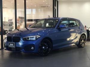 BMW 1シリーズ 118d Mスポーツ エディションシャドー EditionShadow 黒革 アップグレードPKG コンフォートPKG 電動シート HiFiスピーカー ACC シートヒーター パーキングサポートPKG Dアシスト 黒18AW ブラックグリル