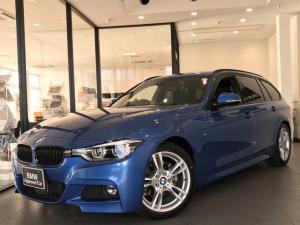 BMW 3シリーズ 320d Mスポーツ アルカンターラクロスシート シートヒーター LEDヘッドライト スマートキー アクティブクルーズコントロール バックカメラ 障害物センサー 衝突被害軽減ブレーキ 電動リアゲート 純正HDDナビ