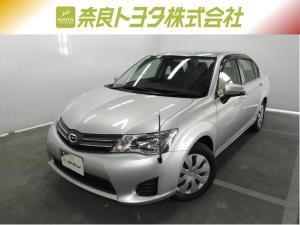 トヨタ カローラアクシオ 1.5G メモリーナビ・ワンセグTV・ETC・ワンオーナー・平成24年式・走行距離9000キロ