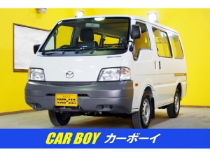 マツダ ボンゴバン 750kg積みDX PW ABS ETC コンソートBOX
