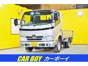 トヨタ ダイナトラック  1、5T平ボディー PW ABS ETC キーレス 両側PWミラー R2、1、93000km時タイミングベルト交換済