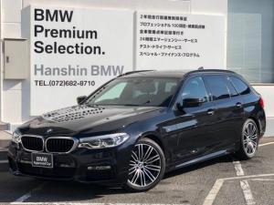 BMW 5シリーズ 523iツーリングMスポーツイノベーションLEDヘッドSOS