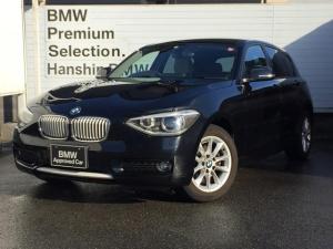 BMW 1シリーズ 116i スタイルパーキングサーポートPKGワンオーナETC