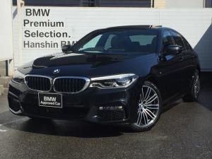 BMW 5シリーズ 540i Mスポーツ ハイラインPKGサンルーフ黒レザー