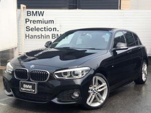 BMW 1シリーズ 118i MスポーツアドバンスドPサポ赤革コンフォ-トLED