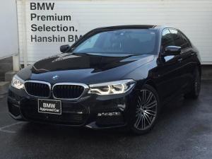 BMW 5シリーズ 523d Mスポーツ ハイラインパッケージ黒革LEDACC