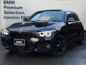 BMW 1シリーズ 118d Mスポーツ エディションシャドー認定保証・茶革