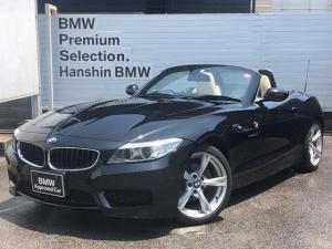 BMW Z4 sDrive20iMスポーツ認定保証ベージュ革純正HDDナビ