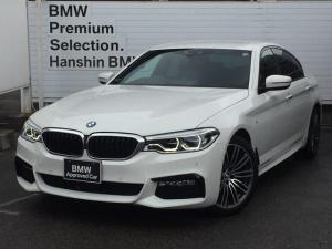 BMW 5シリーズ 523dMスポーツハイラインパッケージ黒革LEDライトACC