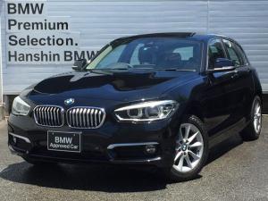 BMW 1シリーズ 118d スタイル全国認定保証クルコンLEDヘッドHDDナビ