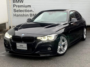 BMW 3シリーズ 320i Mスポーツ認定保証ワンオーナーACCLEDETC
