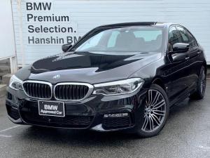 BMW 5シリーズ 530e Mスポーツアイパフォーマンス認定保証弊社デモカー