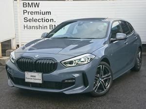 BMW 1シリーズ 118d Mスポーツ エディションジョイ+ ナビゲーションパッケージ・コンフォートパッケージ・LEDヘッドライト・純正HDDナビ・アクティブクルーズ・電動トランク・バックカメラ・全周囲カメラ・純正18インチAW・F40