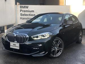 BMW 1シリーズ 118d Mスポーツ エディションジョイ+ ・認定保証・元デモカー・ACC・純正HDDナビ・バックカメラ・衝突軽減ブレーキ・車線逸脱警告・電動テールゲート・LEDヘッドライト・純正HDDナビ・後退アシスト・フロント・リアPDC・ETC・F40