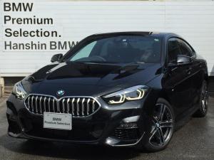 BMW 2シリーズ 218iグランクーペ Mスポーツ 認定保証・ナビパッケージ・純正HDDナビ・タッチパネル・LEDヘッドライト・1オーナー・バックカメラ・前後障害物センサー・純正18インチAW・インテリジェントセーフティ・レーンチェンジW・F44