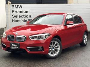 BMW 1シリーズ 118i スタイル 全国認定保証・パーキングサポートPKG・コンフフォートPKG・LEDヘッドライト・純正HDDナビ・バックカメラ・Bluetooth・コンフォートアクセス・ミラーETC・衝突被害軽減ブレーキ・F20・