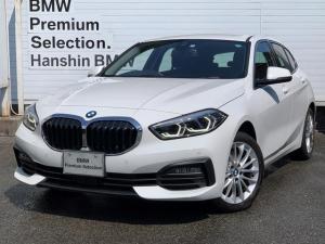 BMW 1シリーズ 118d プレイ エディションジョイ+ 認定保証・弊社デモカー・ワンオーナー・禁煙車・ACC・Dアシスト・純正HDDナビ・バックカメラ・PDC・純正アルミ・運転席電動シート・電動リアゲート・LEDヘッドライト・コンフォートアクセス・ETC・