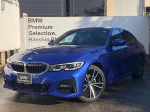 BMW 3シリーズ 320i Mスポーツ 認定保証・デビューパッケージ・コンフォートパッケージ・ブラックレザー・シートヒーター・純正19AW・純正HDDナビ・バックカメラ・PDC・ACC・Dアシスト・LED・ETC・電動シート・電動リアゲート