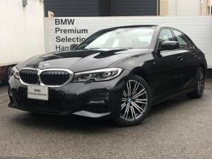 BMW 3シリーズ 320i Mスポーツ ・認定保証・ハイラインPKG・コニャックレザー・シートヒーター・コンフォートPKG・電動トランク・パーキングアシストプラス・全周囲カメラ・LEDヘッドライト・ミラーEYC・衝突被害軽減ブレーキ・G20