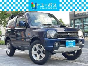 スズキ ジムニー XC 車検R4/11・MT・禁煙・アンダガーニッシュ