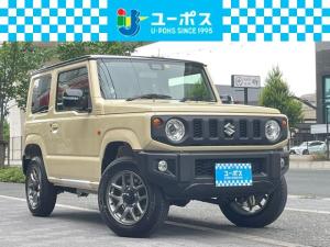 スズキ ジムニー  未使用車・保証継承・ブラックルーフ・セーフティサポート・LEDヘッド