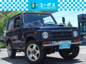 スズキ ジムニー ランドベンチャー オートマ・背面タイヤ・オーディオ・自社買取り車両