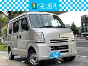 スズキ エブリイ PC 車検令和5年7月・当社買取車両・ハイルーフ・ラジオ