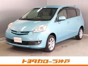 トヨタ パッソセッテ G CDチューナー コーナーセンサー HIDヘッドライト