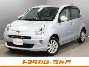 トヨタ パッソ プラスハナ 純正SDナビ ワンセグ HIDライト