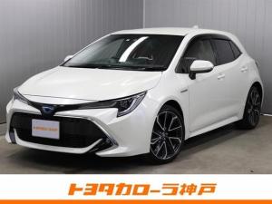 トヨタ カローラスポーツ ハイブリッドG Z