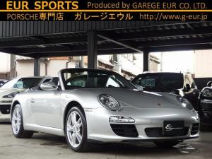 ポルシェ 911 911カレラ カブリオレ 1オーナー スポクロPKG