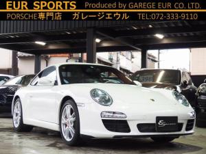 ポルシェ 911 911カレラ 後期モデル スポクロPKG レザーインテリア