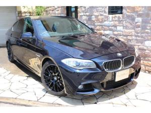 BMW 5シリーズ 523i Mスポーツパッケージ ワンオーナー車