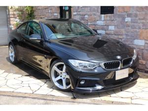 BMW 4シリーズ 428iクーペ Mスポーツ ヘッドアップディス 禁煙1オナ