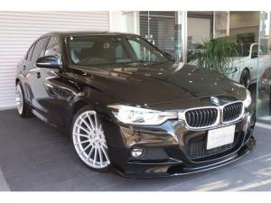 BMW 3シリーズ 320i Mスポーツ HAMANNエアロ・19AW 禁煙車
