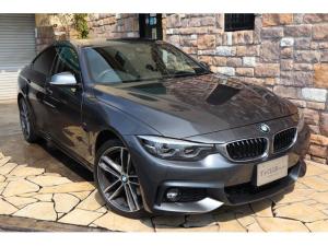 BMW 4シリーズ 420i xDriveグランクーペ Mスポーツ ファスト