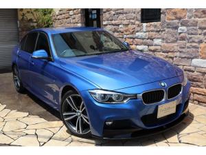 BMW 3シリーズ 320d Mスポーツ ファストトラックPKG ACC 禁煙車