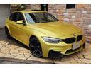 BMW/BMW M3 Mドライブロジック ガラスサンルーフ ブラックレザー