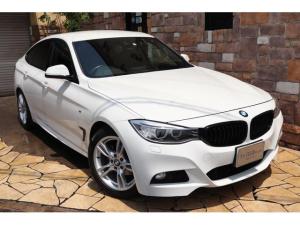 BMW 3シリーズ 320iグランツーリスモ Mスポーツ 黒革 地デジ 禁煙車