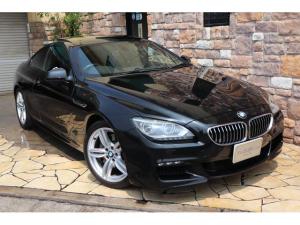 BMW 6シリーズ 640iクーペ Mスポーツ ガラスサンルーフ 禁煙車