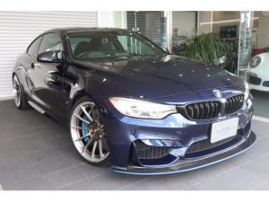 BMW M4 M4クーペ インディビジュアルM DCT ドライブロジック KOLENSTOFFフロントスポイラー BC・FORGED・HB12・20インチ鍛造 3Dデザインマフラー KWバージョン3車高調