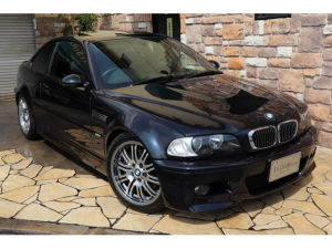 BMW M3 M3 SMGII 黒革 ガラスSR ワンオーナー車